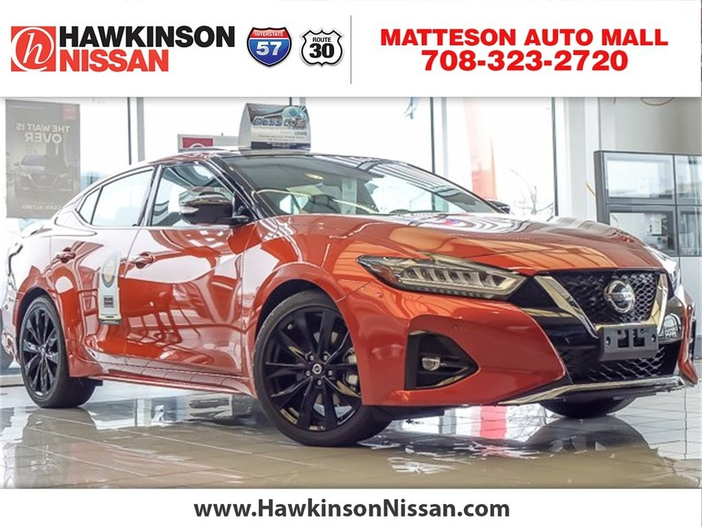 New Nissan Maxima >> New 2019 Nissan Maxima For Sale At Hawkinson Nissan In The