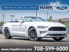New 2019 Ford Mustang GT Premium Convertible 1FATP8FF7K5185145 for sale in Oak Lawn, IL