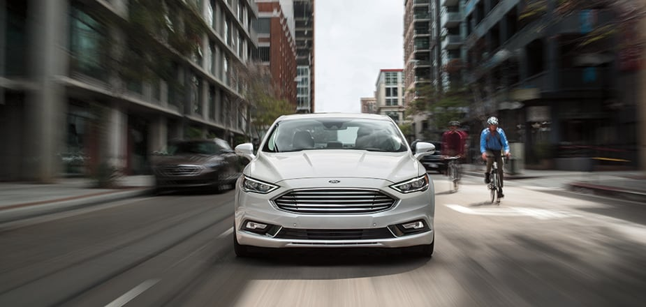 2018 Ford Fusion in Oak Lawn