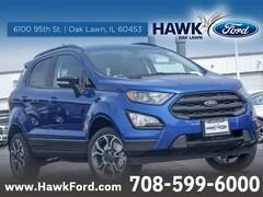 2019 Ford EcoSport SES SUV for sale in Oak Lawn, IL