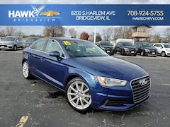 Used 2015 Audi A3 1.8T Premium Sedan Joliet, Illinois