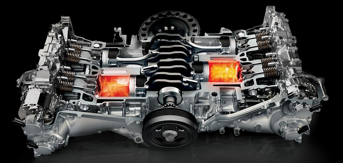 subaru boxer engine engines direct injection องยนต เคร technology works vehicles joilet il fuel performance
