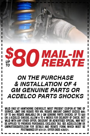 Up to $80 Mail-in Rebate