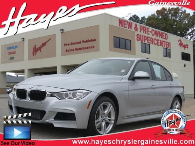 2014 BMW 3 Series 335i Xdrive Sedan