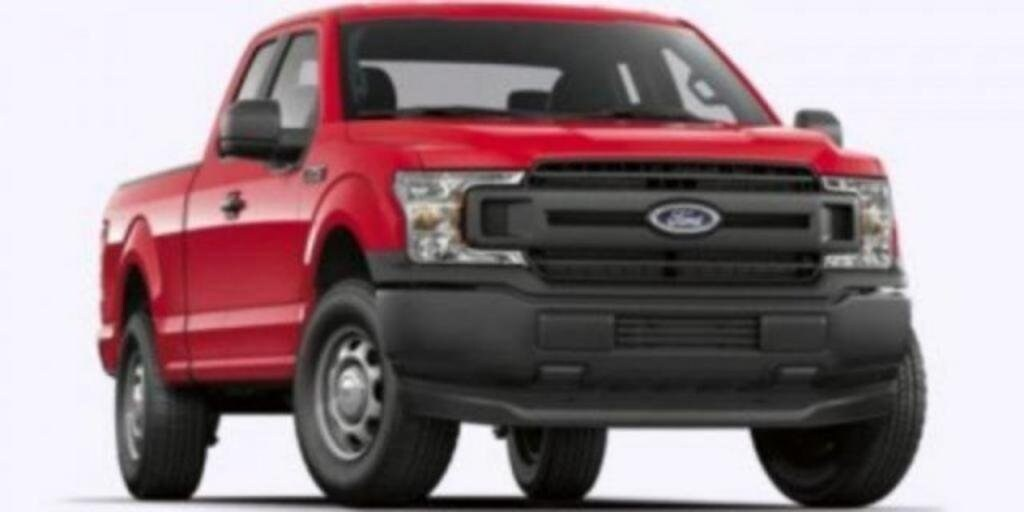 2018 Ford F-150 F150 4X4 S/C Truck SuperCab Styleside