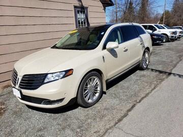 2016 Lincoln MKT SUV