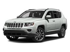 2016 Jeep Compass Latitude 4x4 SUV