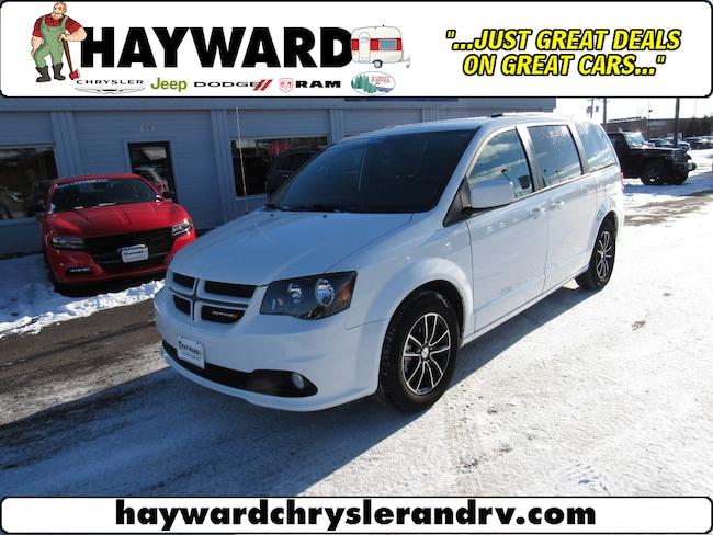 Used 2018 Dodge Grand Caravan Gt For Sale In Hayward Wi Vin