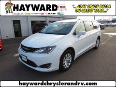 Used 2018 Chrysler Pacifica Touring L Touring L  Mini-Van 2C4RC1BG8JR142523 for sale in Hayward, WI at Hayward Chrysler Dodge Jeep Ram