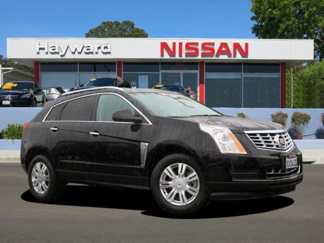 Used 2014 Cadillac Srx For Sale At Hayward Nissan Vin