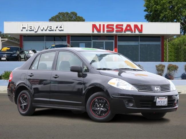 2011 Nissan Versa 1.6 Sedan