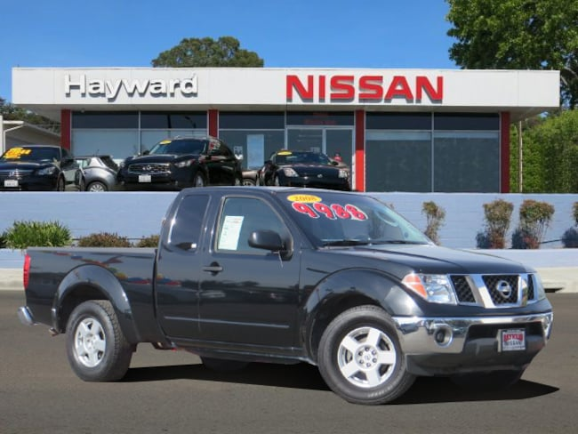 2008 Nissan Frontier SE Truck King Cab