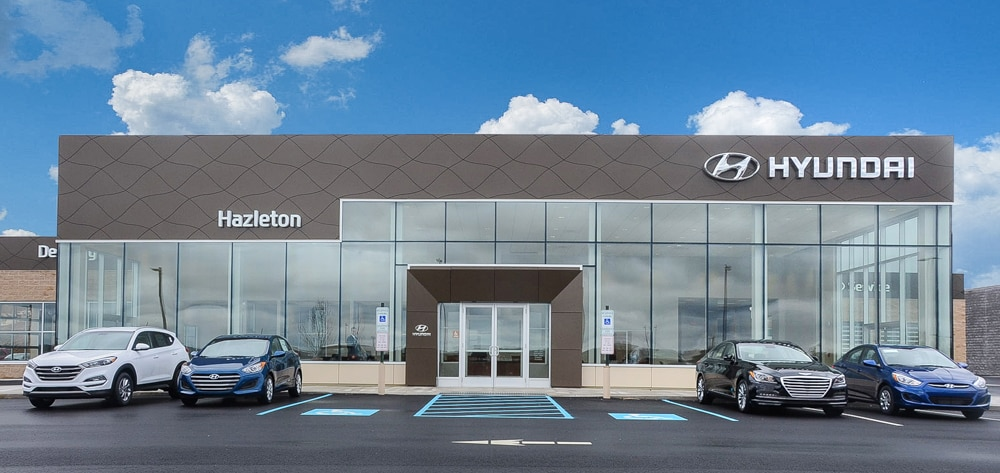 Hazleton Hyundai Dealership In PA