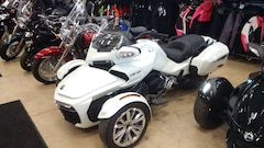 2016 CAN-AM Spyder F3 SE6 Touring F3 LTD PACKAGE