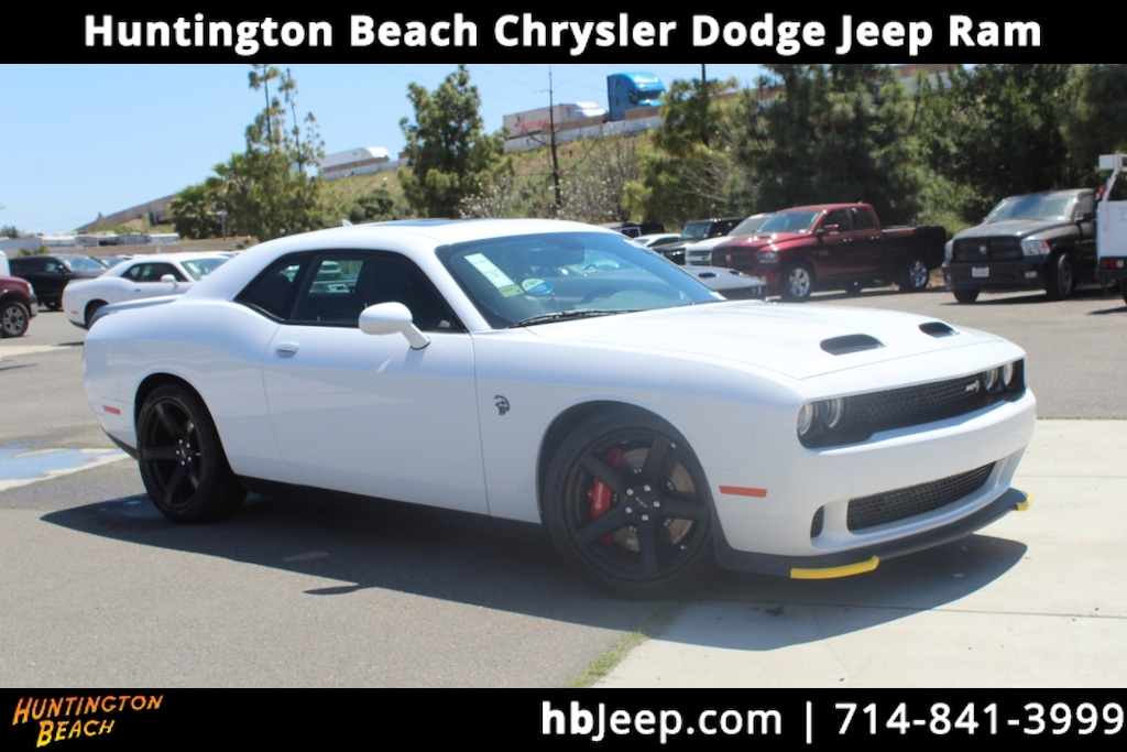New 2019 Dodge Challenger SRT Hellcat Redeye For Sale in Orange