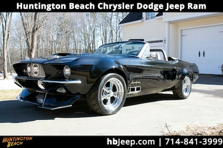 1967 Ford Mustang Custom Coupe