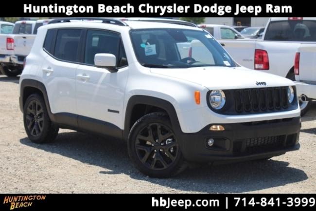 2018 Jeep Renegade Latitude Altitude FWD SUV