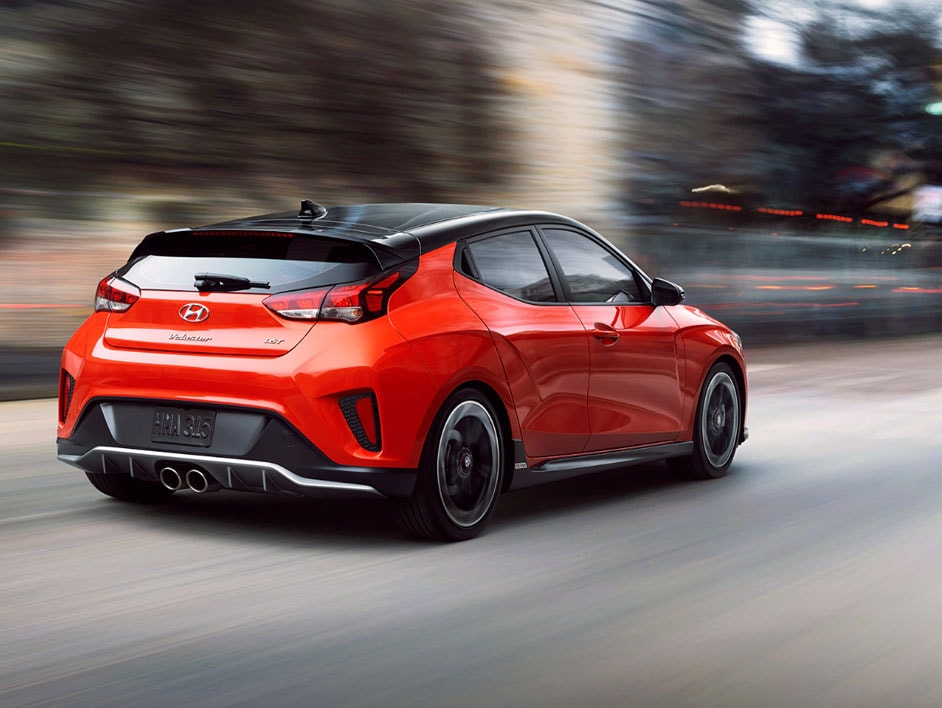 2020 Hyundai Veloster Performance Features