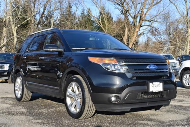 2015 Ford Explorer Limted 4WD SUV
