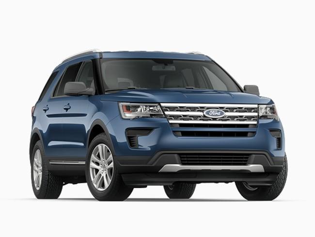 2019 Ford Explorer XLT 4WD SUV