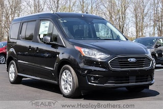 2019 Ford Transit Connect XLT Passenger Wagon Extended Rear Liftgate Van