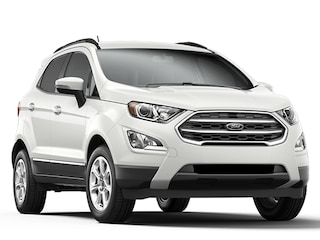 2019 Ford EcoSport SE 4WD SUV
