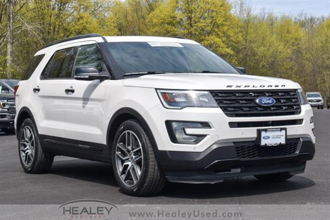 2016 Ford Explorer Sport 4WD SUV
