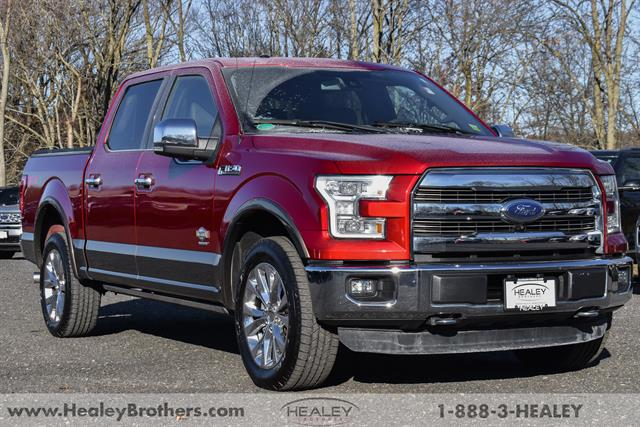 2015 Ford F-150 King Ranch Supercrew 4WD Truck
