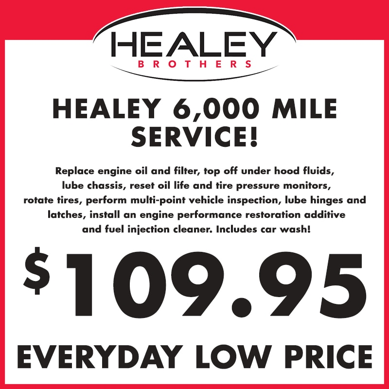 Service Offers | Healey Hyundai