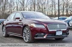 2019 Lincoln Continental Reserve AWD Sedan