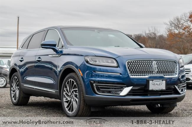 New 2019 Lincoln Nautilus For Sale At Healey Lincoln Vin