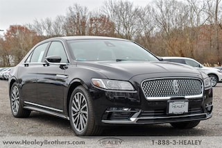 2019 Lincoln Continental Select AWD Sedan