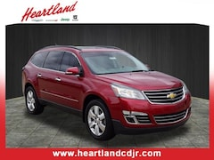 2014 Chevrolet Traverse LTZ SUV in Excelsior Springs, MO