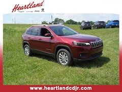2019 Jeep Cherokee LATITUDE 4X4 Sport Utility in Excelsior Springs, MO
