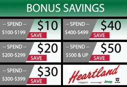 Spend More - Save More!