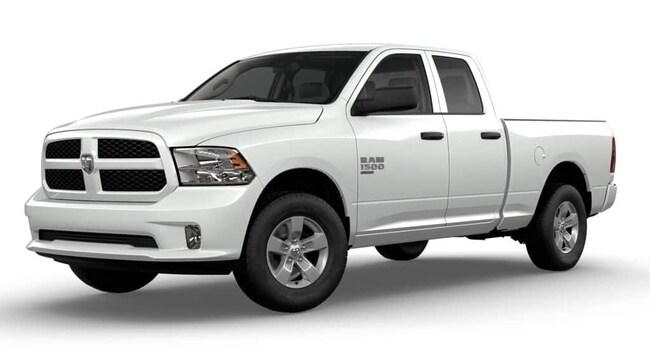2019 Ram 1500 CLASSIC EXPRESS QUAD CAB 4X4 6'4 BOX Truck