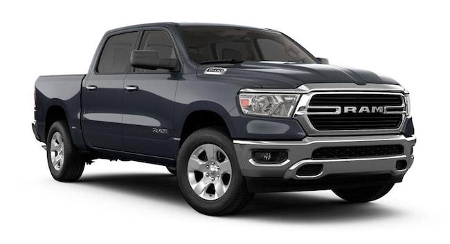 2019 Ram 1500 BIG HORN / LONE STAR CREW CAB 4X4 5'7 BOX Truck