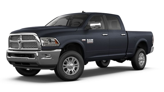 2018 Ram 2500 LARAMIE CREW CAB 4X4 6'4 BOX Truck