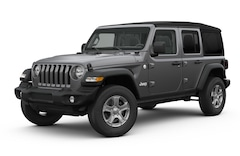 2018 Jeep Wrangler UNLIMITED SPORT S 4X4 SUV