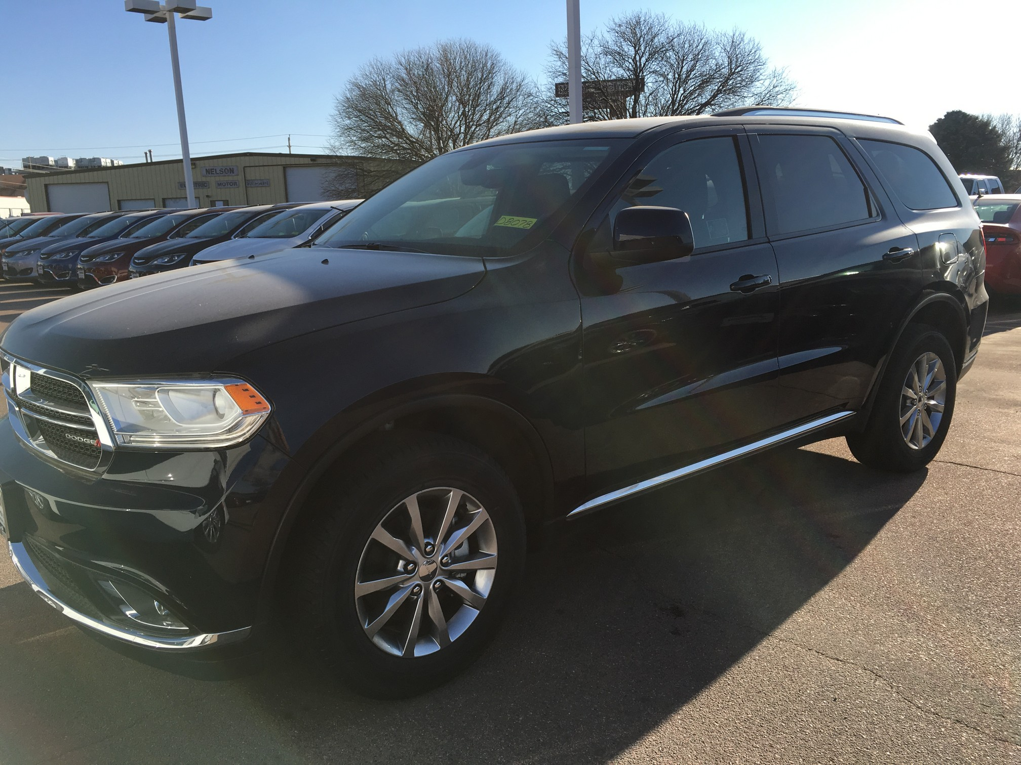2018 Dodge Durango SXT PLUS AWD SUV