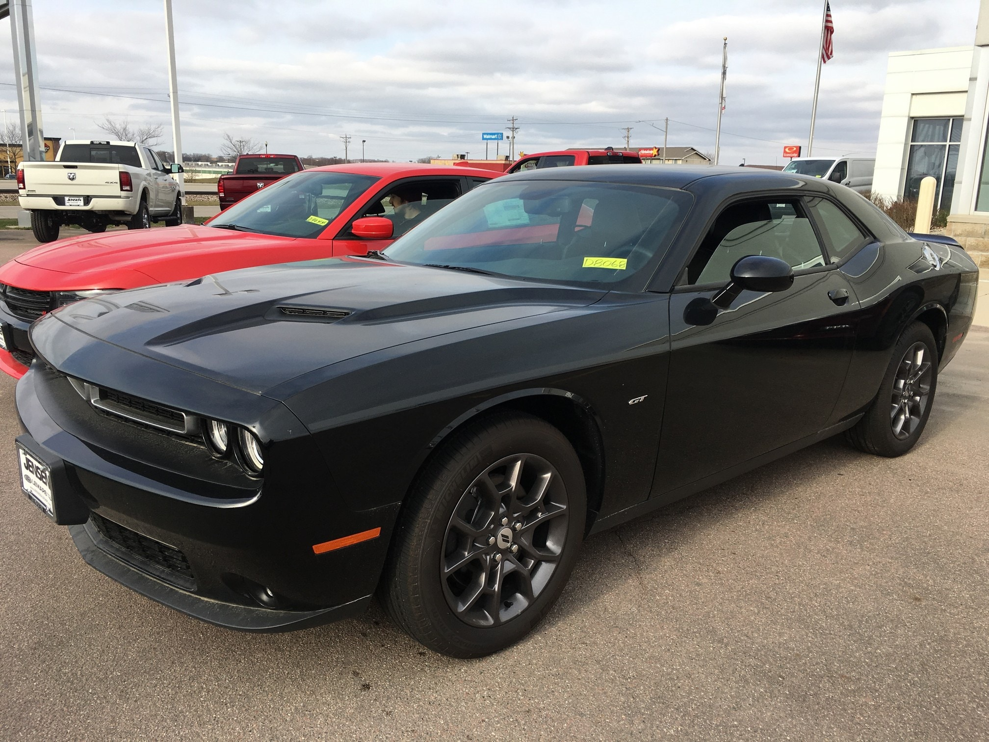 2018 Dodge Challenger GT ALL-WHEEL DRIVE Car