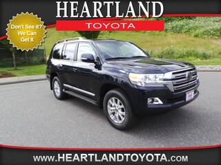 2017 Toyota Land Cruiser Base SUV