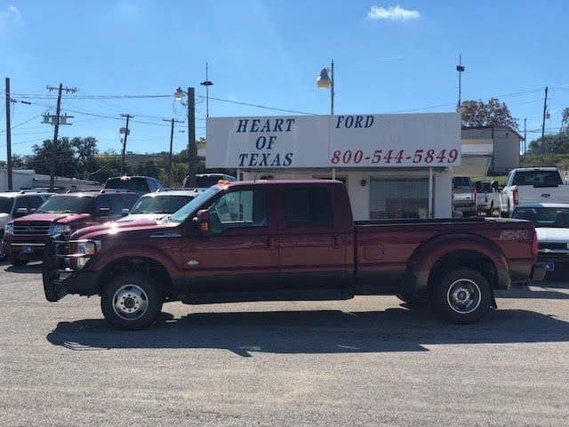 2015 Ford Super Duty F-350 DRW King Ranch 4WD Crew Cab 172 King Ranch