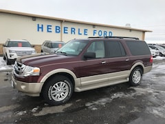 2010 Ford Expedition EL Eddi 4WD  Eddie Bauer