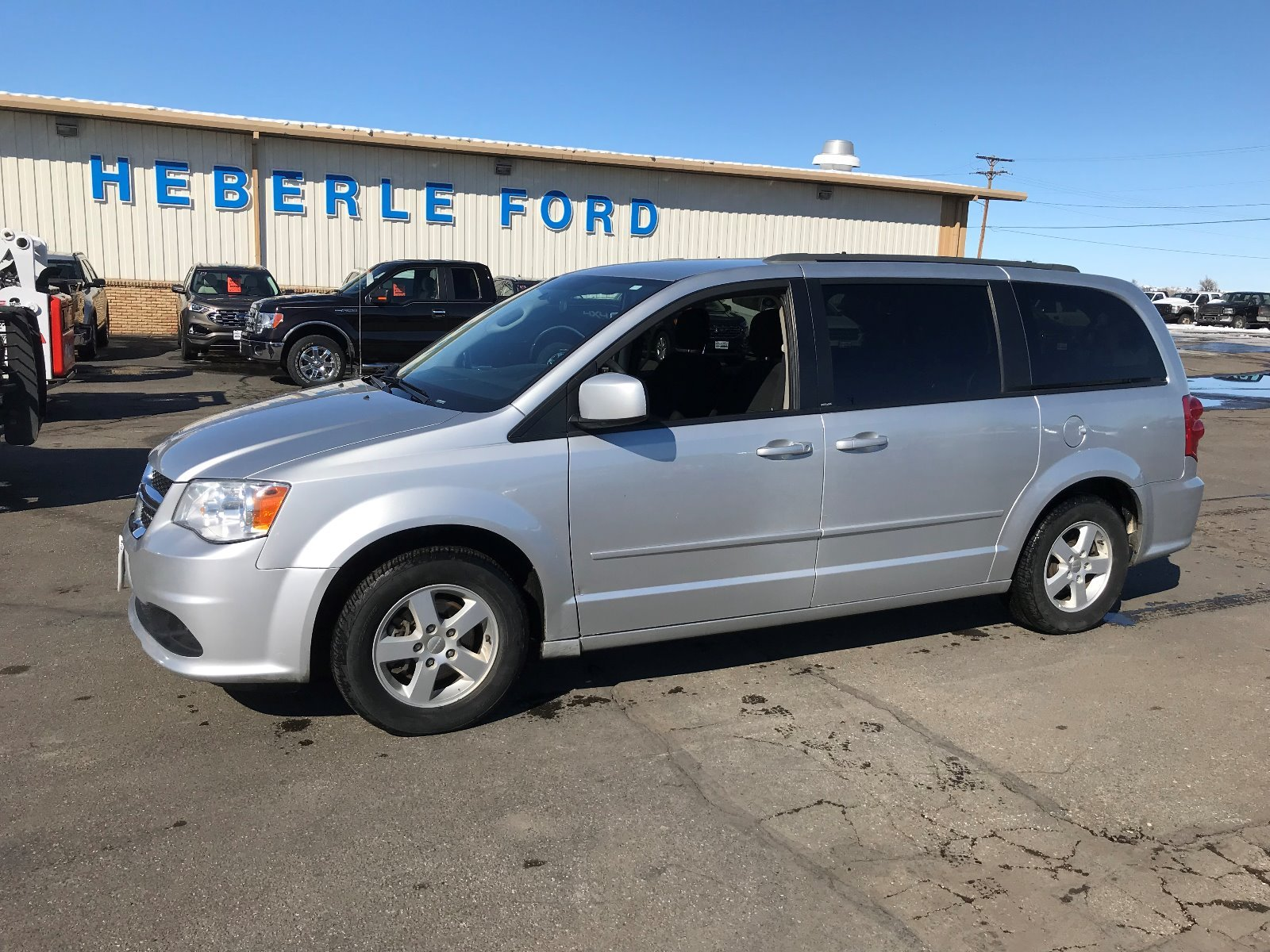 2011 Dodge Grand Caravan Mainstreet Wagon