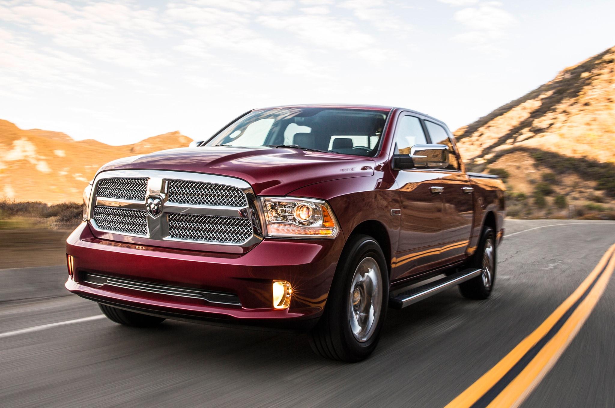 Buy a New Ram in Shreveport | New Ram Trucks Serving Bossier City ...