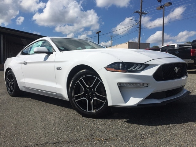 2019 Ford Mustang GT Coupe 1FA6P8CF7K5105618