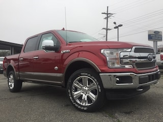 2019 Ford F-150 King Ranch Truck 1FTEW1E45KFB01007