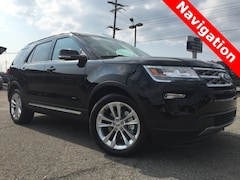 New 2018 Ford Explorer XLT SUV F8159 in Minden, LA