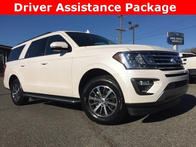 New 2019 Ford Expedition Max XLT SUV 1FMJK1HT0KEA06935 in Minden, LA